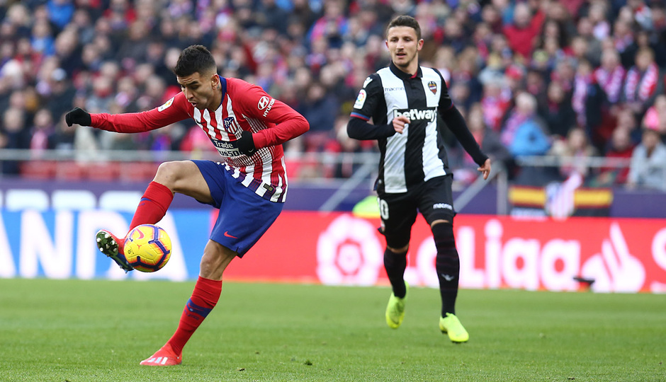 Temp. 18-19 | Atlético de Madrid - Levante| Correa