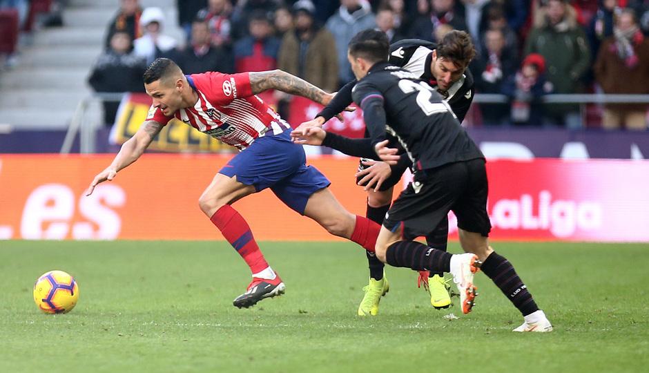 Temp. 18-19 | Atlético de Madrid - Levante | Vitolo