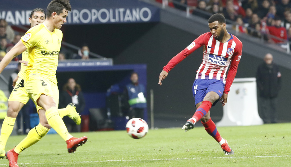 Temporada 18/19 | Atleti - Girona | Copa del Rey | Lemar