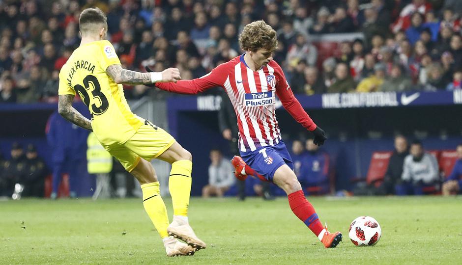 Temporada 18/19 | Atleti - Girona | Copa del Rey | Griezmann