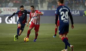 Temp. 18-19   Huesca - Atlético de Madrid   Koke