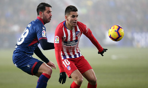 Temp. 18-19 | Huesca - Atlético de Madrid | Correa