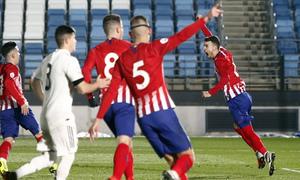Temp. 18-19 | Real Madrid Castilla - Atlético de Madrid | Gol Cristian