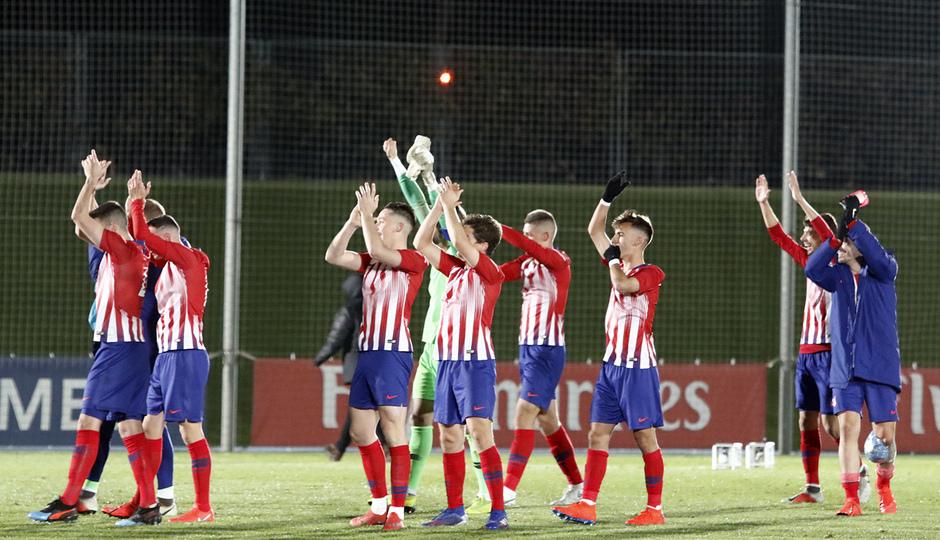 Temp. 18-19 | Real Madrid Castilla - Atlético de Madrid | Final
