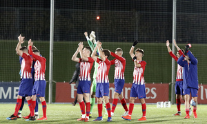 Temp. 18-19 | Real Madrid Castilla - Atlético de Madrid | Final