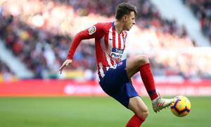 Temporada 18/19   Atlético de Madrid - Getafe   Arias