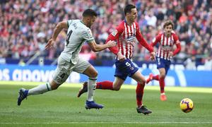Temporada 18/19 | Atlético de Madrid - Getafe | Kalinic