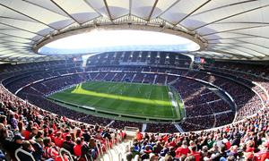 Temporada 18/19   Atlético de Madrid - Getafe   Wanda Metropolitano
