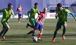 Temporada 18/19 | Atlético B - Unionistas | Mollejo
