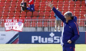 Temporada 18/19 | Atlético B - Unionistas | Óscar Fernández