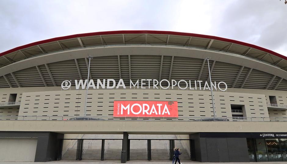 Presentación Álvaro Morata