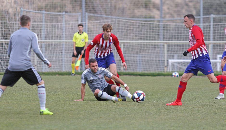 Temporada 18/19 | Atlético de Madrid B - Chicago Fire