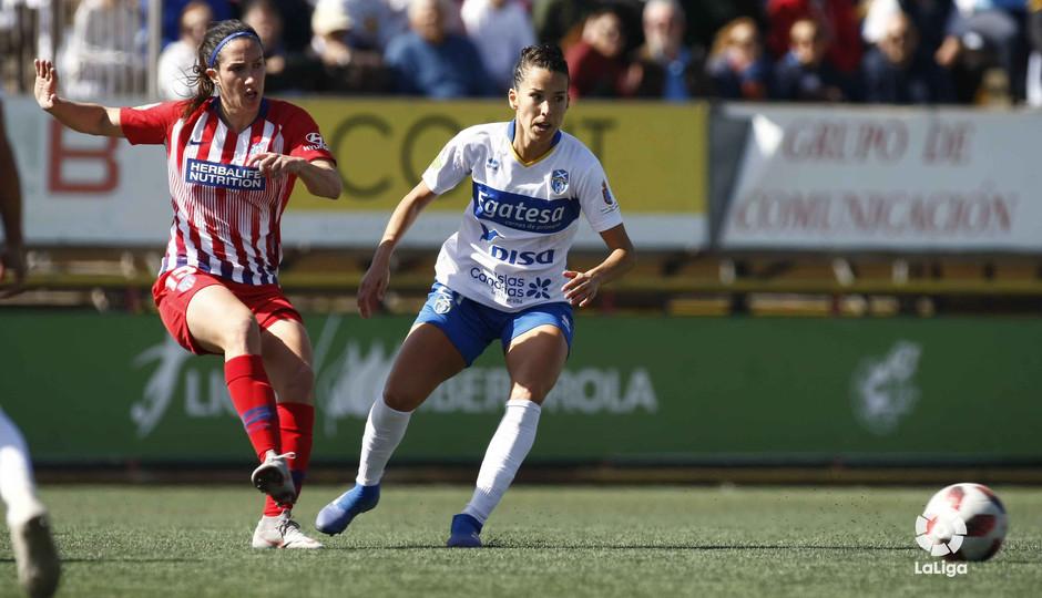 Temporada 18/19 | Granadilla - Atlético de Madrid Femenino | Meseguer | LaLiga