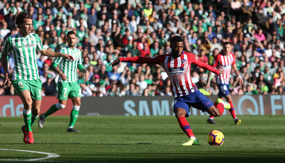 Temporada 18/19 | Real Betis - Atlético de Madrid | Lemar