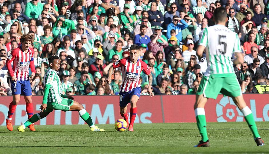 Temporada 18/19 | Real Betis - Atlético de Madrid | Correa