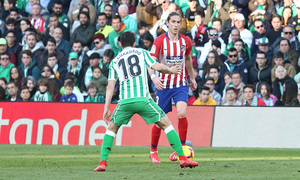 Temporada 18/19 | Real Betis - Atlético de Madrid | Filipe Luis