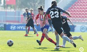 Temp 2018-2019 | Atlético de Madrid Femenino - Sevilla | Kaci