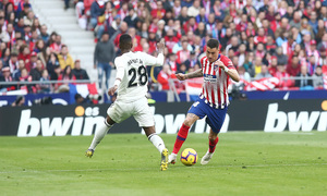 Temporada 18/19 | Atlético de Madrid - Real Madrid | Giménez