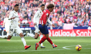 Temporada 18/19 | Atlético de Madrid - Real Madrid | Gol Griezmann
