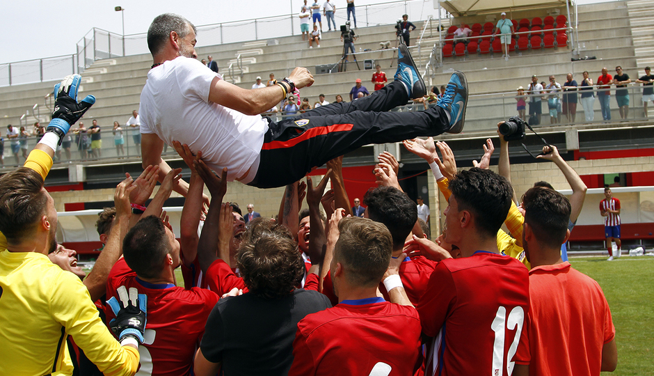 Temporada 18/19 | Óscar Fernández cumple 150 partidos