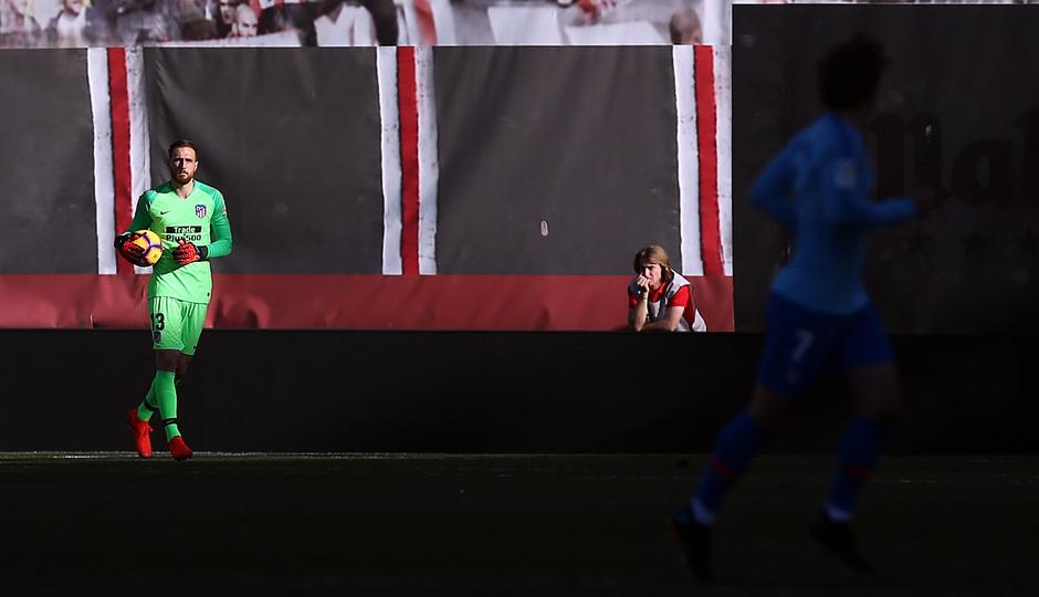 Temporada 18/19 | Rayo Vallecano - Atlético de Madrid | Oblak