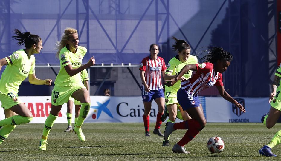 Temp. 18-19 | Semis Copa de la Reina | Ludmila