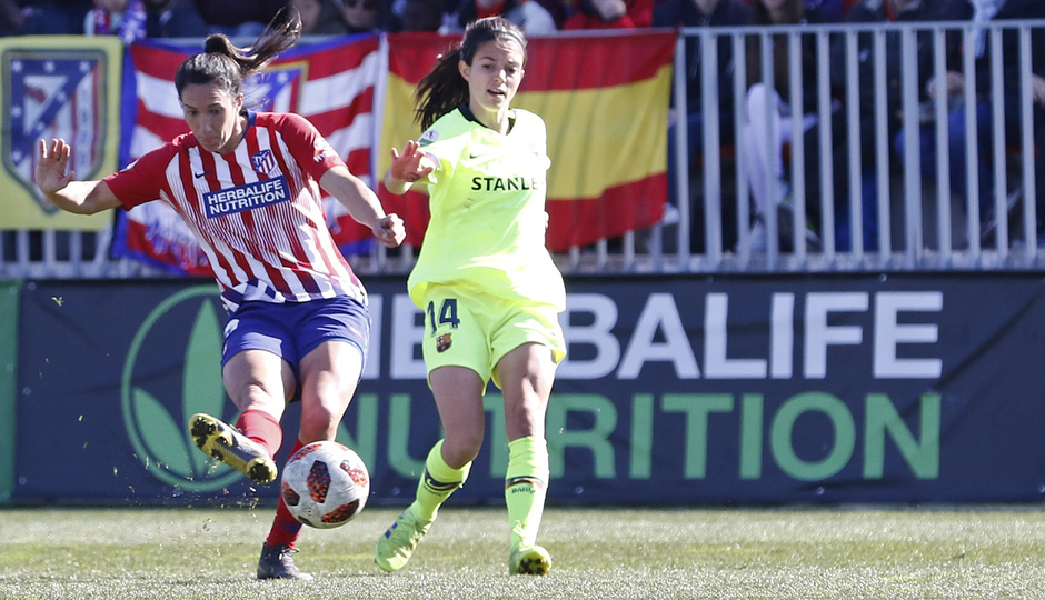 Temp. 18-19 | Semis Copa de la Reina | Meseguer
