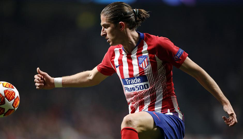 Temp. 18-19   Atlético de Madrid - Juventus   Filipe
