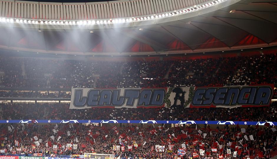 Temp. 18-19 | Atlético de Madrid - Juventus | Wanda Metropolitano