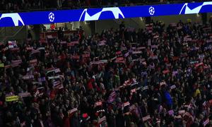 Temp. 18-19 | Atlético de Madrid - Juventus | Afición