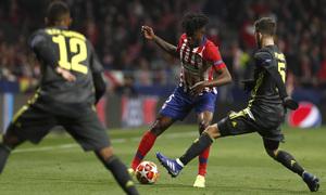 Temp. 18-19 | Atlético de Madrid - Juventus | Thomas