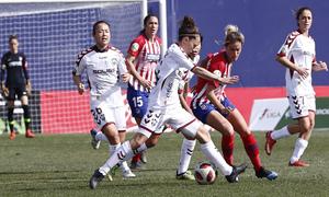 Temporada 18/19 | Atlético de Madrid Femenino - Fundación Albacete | Sosa
