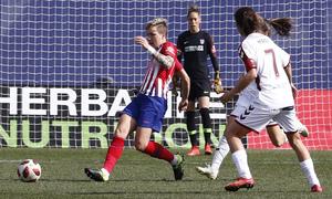 Temporada 18/19 | Atlético de Madrid Femenino - Fundación Albacete | Linari