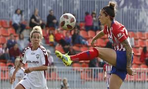 Temporada 18/19 | Atlético de Madrid Femenino - Fundación Albacete | Jenni Hermoso