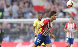 Temporada 18/19 | Atlético de Madrid - Villarreal | Rodrigo