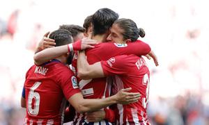 Temporada 18/19 | Atlético de Madrid - Villarreal | Gol
