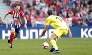 Temporada 18/19 | Atlético de Madrid - Villarreal | Arias