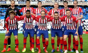 Temporada 18/19 | Real Sociedad - Atlético de Madrid | Once