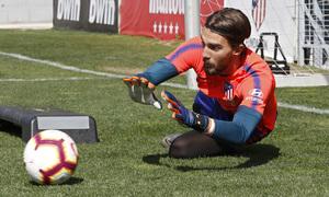 Temporada 18/19 | Entrenamiento del primer equipo | 05/03/2019 | San Román