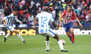 Temporada 18/19 | Atlético de Madrid - Leganés | Rodrigo