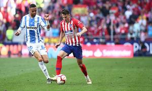 Temporada 18/19 | Atlético de Madrid - Leganés | Arias