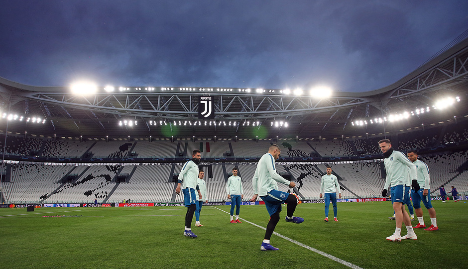 Temporada 18/19 | Entrenamiento | Allianz Stadium