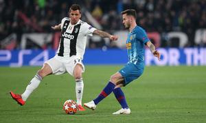 Temporada 18/19 | Champions League | Juventus - Atleti |