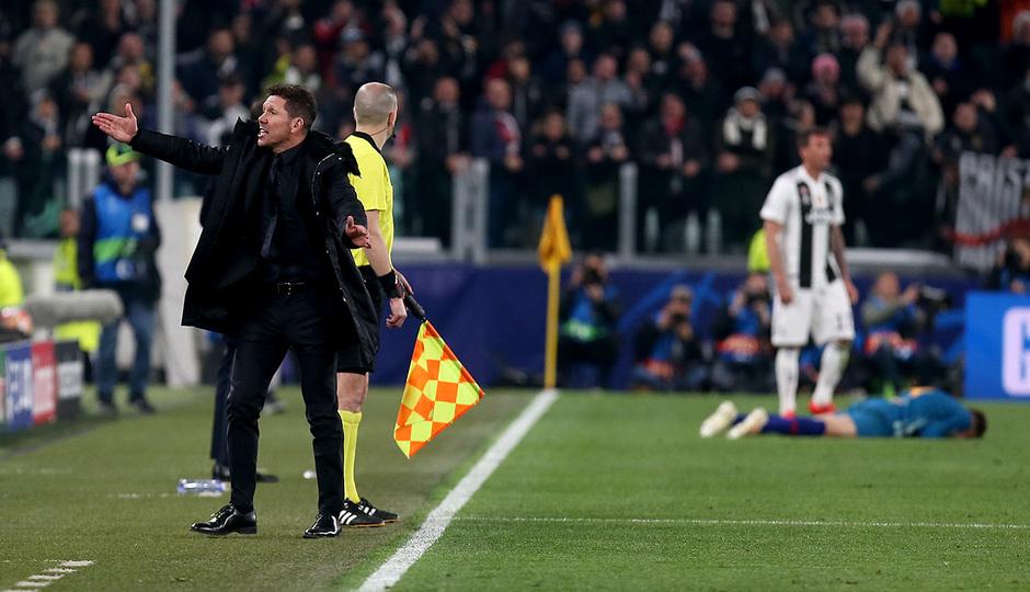 Temporada 18/19 | Juventus - Atlético de Madrid |