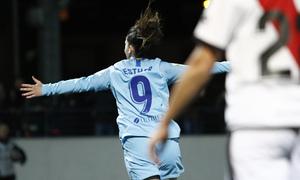 Temp. 18-19 | Rayo Vallecano - Atlético de Madrid Femenino | Esther