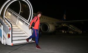 Llegada a Bilbao   Griezmann