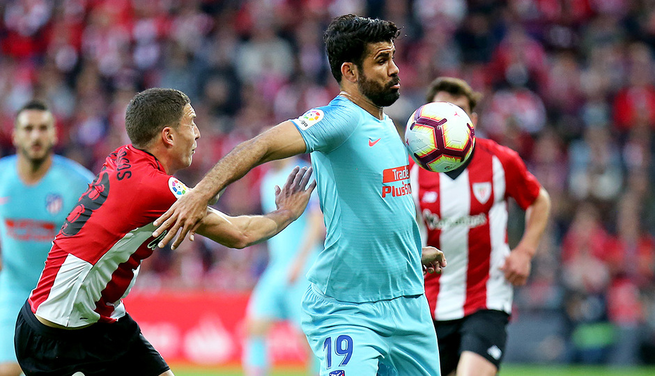 Temp. 18-19 | Athletic Club - Atlético de Madrid | Costa