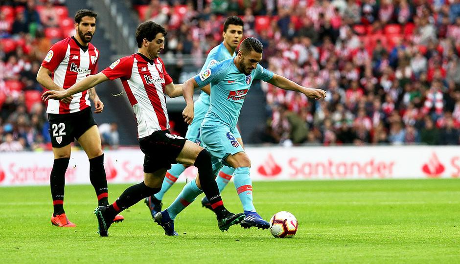 Temp. 18-19 | Athletic Club - Atlético de Madrid | Koke