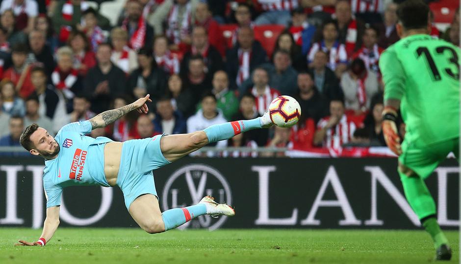 Temp. 18-19 | Athletic Club - Atlético de Madrid | Saúl