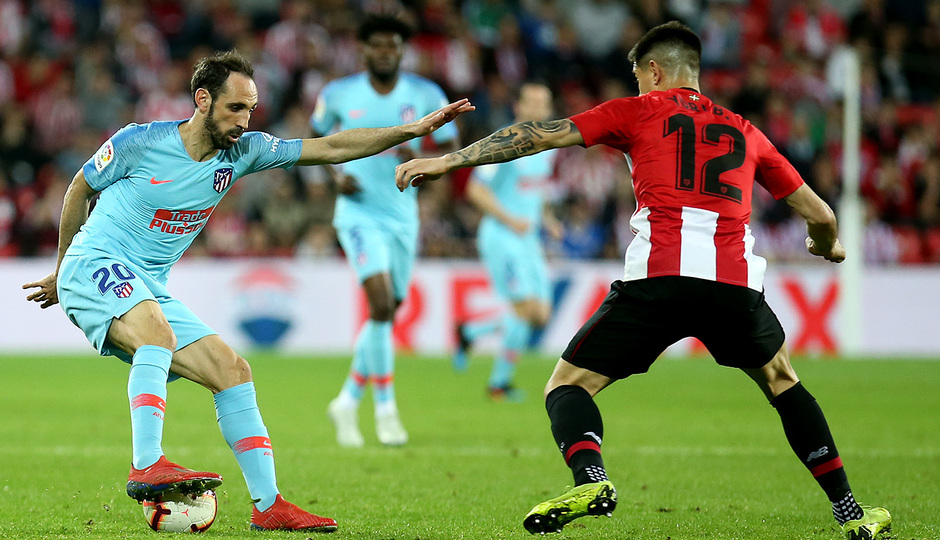 Temp. 18-19 | Athletic Club - Atlético de Madrid | Juanfran